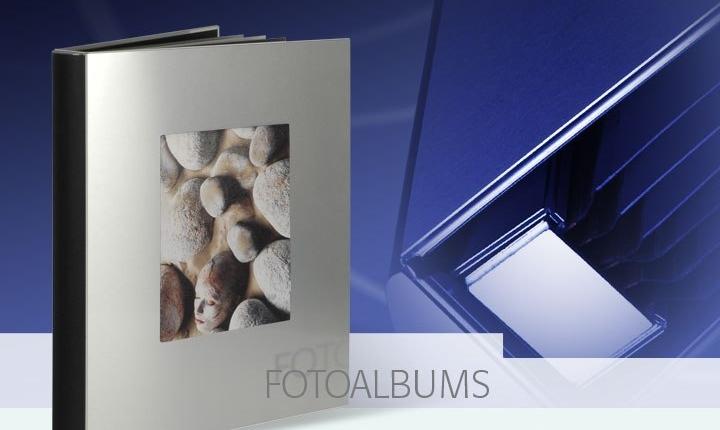 fotoalbum gemaakt uit aluminium